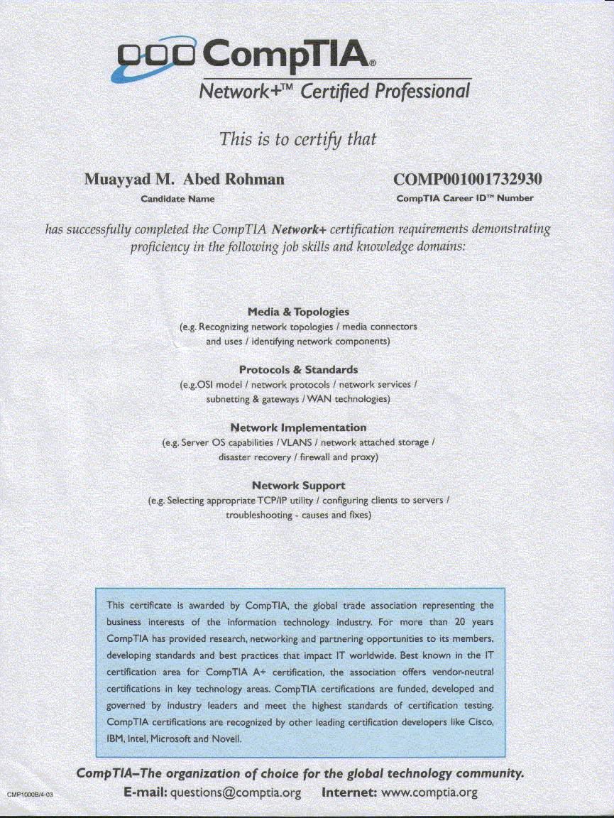 Mcsa home resume university certification programming system analysis mcsa network certification a certification mcp windows professional xflitez Choice Image